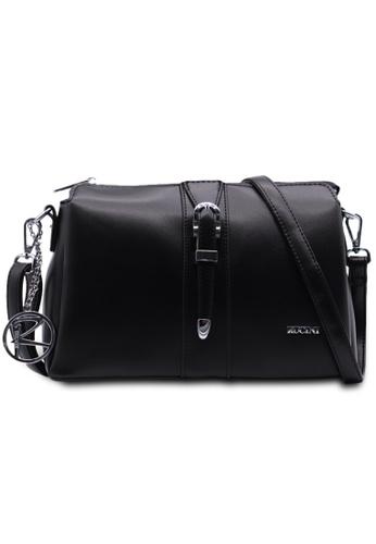 RUCINI black RUCINI Loane Crossbody Sling Bag 48668ACEE1D16AGS_1
