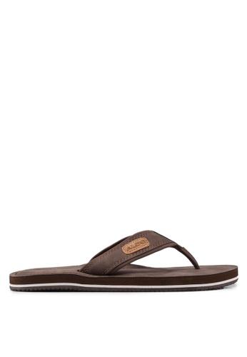 ALDO brown Diara Sandals 24B8FSH5CD6349GS_1