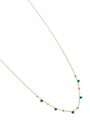 Dear Addison gold Heavenly Necklace C1660AC713B145GS_1