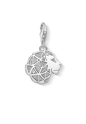 "THOMAS SABO silver Charm pendant ""Lion"" D7A78AC05DA025GS_1"