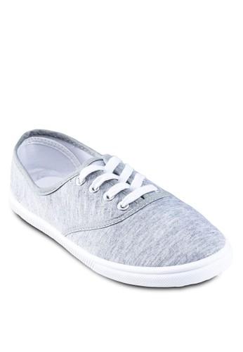Jade 繫帶帆布鞋, 女尖沙咀 esprit鞋, 休閒鞋