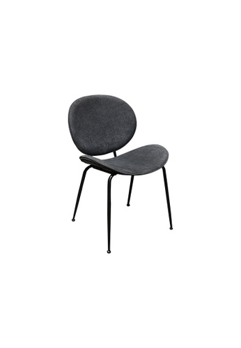 Chic Establishment black and grey Auburn Chair A9EF1HL6C8E3E8GS_1
