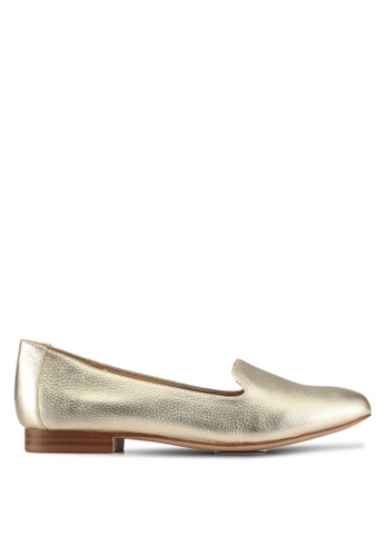 ALDO gold Salvitti Loafers 86FF4SHD90F6E8GS_1