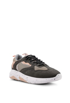 e45eeeeda58d 20% OFF River Island Robot Colour Block Sneakers RM 305.00 NOW RM 243.90  Available in several sizes