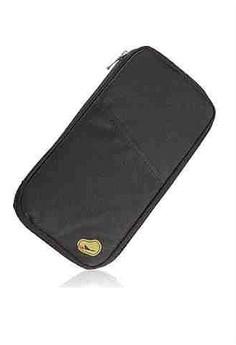Travel Essentials - Passport & Travel Documents Holder