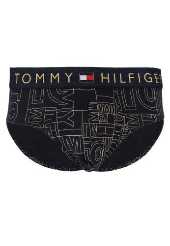 Tommy Hilfiger multi Print Cotton Trunks - Tommy Hilfiger D7DF6US8EC7E2EGS_1