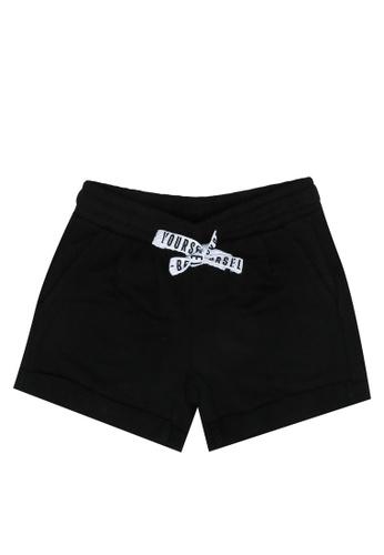 FOX Kids & Baby black Jersey Shorts 0AC19KA91852D4GS_1