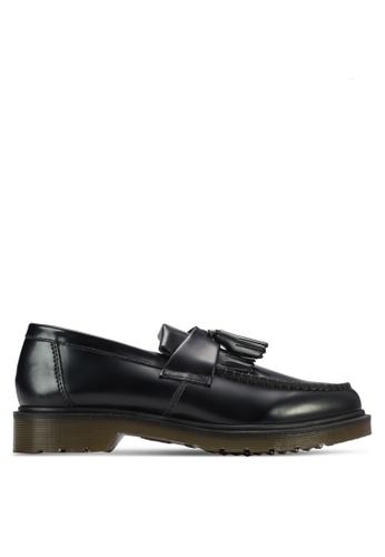 Dr. Martens black Core Originals Adrian Tassle Loafers DR086SH64DEPMY_1