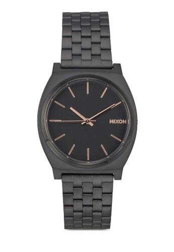 Nixon Aesprit專櫃045957 簡約鍊錶, 錶類, 不銹鋼錶帶