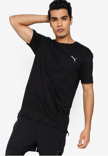PUMA black Favourite Energy Short Sleeves Men's Tee F8CEEAA34AEB9BGS_1