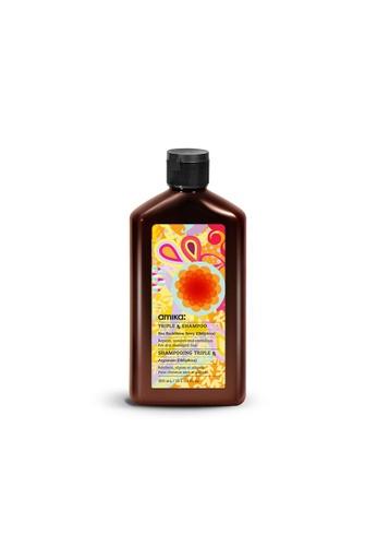 Amika Triple Rx Shampoo (300ml) 4EA46BE53EBF2AGS_1