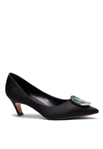 Twenty Eight Shoes 5CM Satin Pointy Pumps 1886-47 241D1SH1BFD330GS_1