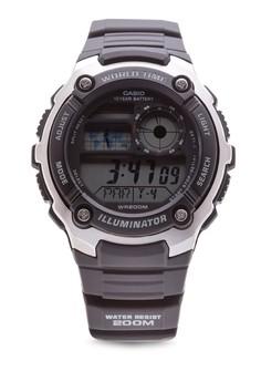 Digital Watch AE-2100W-1AVDF