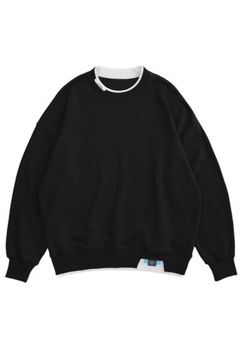 Twenty Eight Shoes Fake 2-piece Round Neck Sweater 1381W20 D5A4FAA6081467GS_1