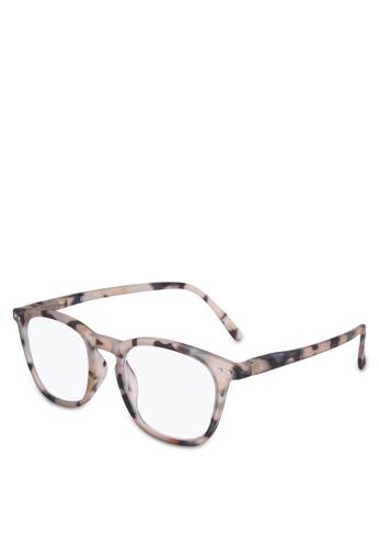 622b9fd07d Izipizi green SCREEN  E Light Tortoise +0.00 Screen Glasses  AEBEDGLF4787E1GS 1