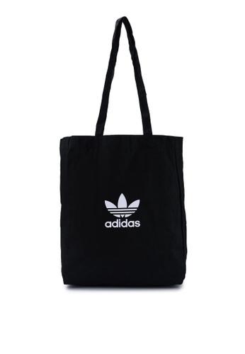 ADIDAS black adicolor shopper bag C8F6CACFA96253GS_1