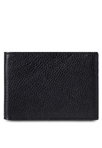 UniqTee black Leather Magnetic Money Clip UN097AC0S21ZMY_1