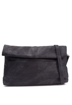 Foldable Clutch Bag with Sling