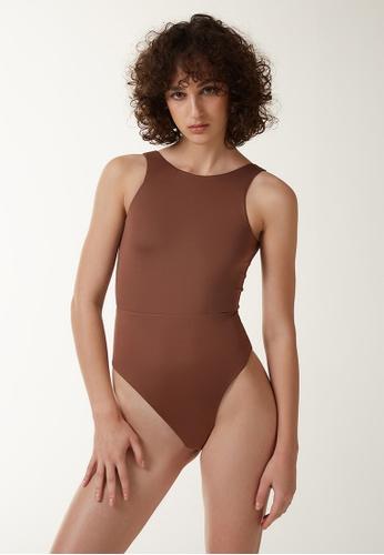 Annibody brown BEA Body - Mocha 8A825AAEE096EFGS_1