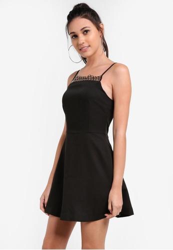 Something Borrowed black Hardware Trim Dress 053FFAABE6F64CGS_1