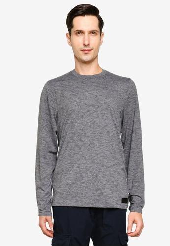 Abercrombie & Fitch grey Traveler T-Shirt 2DA4BAA675C457GS_1