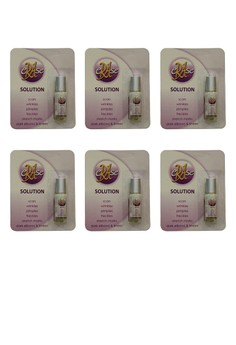 Erase Solution 7ml Set of 6