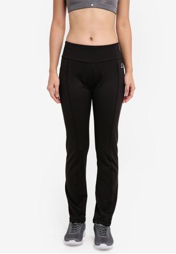 AVIVA black Long Pants A60E3AAE3C01DDGS_1