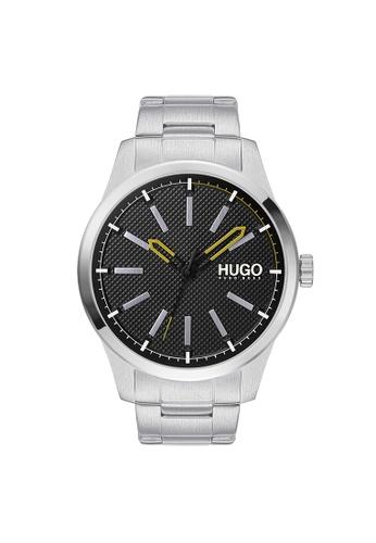Hugo Boss black HUGO Invent Black Men's Watch (1530147) CD169AC3D0CF94GS_1