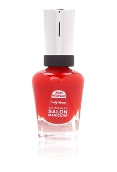 Complete Salon Manicure - New Flame