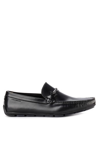 Obermain black Carl Samuel - Slip On Buckle 4461FSH17667FBGS_1