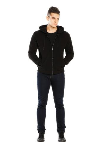Limkokwing Fashion Club black Essential Graffiti Sweater  89833AA8838DF8GS_1