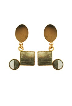 Brienne Petite Beau Earrings