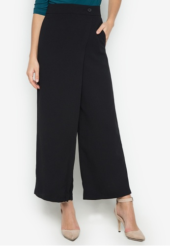 Maldita black Hera Overlapping Pants MA786AA0JDE7PH_1