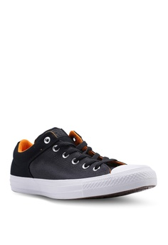 c56466ca Converse Chuck Taylor All Star High Street Beach Flow Ox Sneakers S$ 79.90.  Available in several sizes