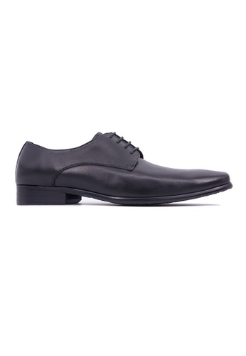 Hanson Bootmaker black Hanson Bootmaker Lace-up Derby - Black AA0ADSHDE16020GS_1
