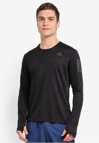 adidas black adidas rs ls tee m AD372AA0SHYJMY_1