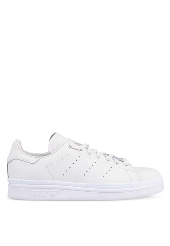 35905534b01 adidas white adidas originals stan smith new bold w 9321ESHFE633DBGS 1