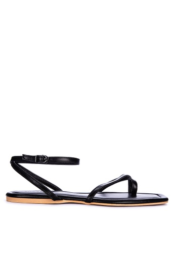 Primadonna black Strappy Sandals C2061SH3543355GS_1