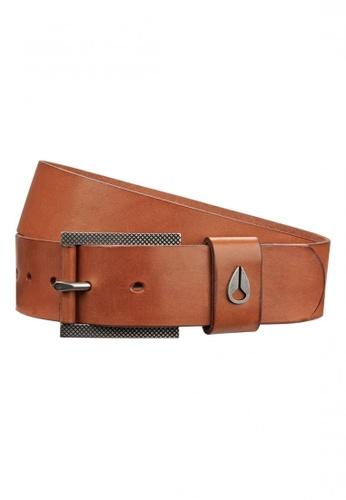 Nixon brown Nixon - Americana Belt II - Saddle Brown NI855AC53KPISG_1