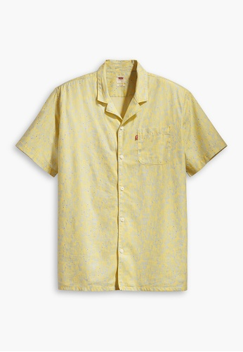 Levi's blue Levi's Classic Camp Shirt 21976-0021 DA9A5AAEDA2622GS_1