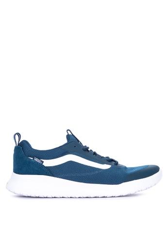 VANS blue Mesh Cerus RW Sneakers E7F79SH3222EA0GS_1