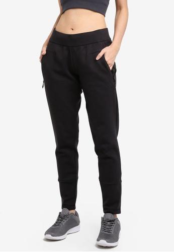 adidas black adidas zne slim pants AD372AA0SUFVMY_1
