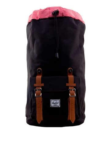 6cf63108175 Buy Herschel Little America Backpack Online on ZALORA Singapore