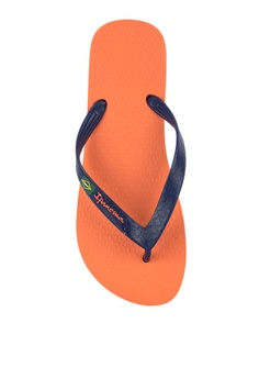 778c30637 Ipanema Clas Brasil II Ad Slippers Php 995.00. Sizes 6 7 8.5 10 11