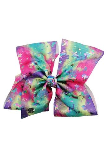 Jojo Siwa Jojo Siwa Bow With Clip (Pastel Rainbow Unicorn) 1B4A7KC3F16C26GS_1