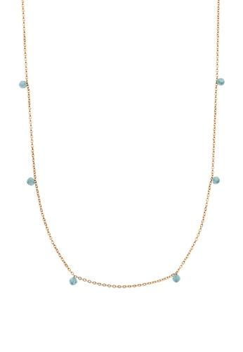 Dear Addison gold Bloom Necklace 3D3A8ACC1858EBGS_1