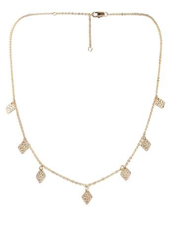 Pieces gold Nikori Necklace 46160AC98A9608GS_1