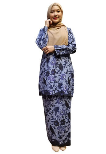 Hijrah Couture blue MOOD ON BATEK 02 F97D6AADDB5B4CGS_1