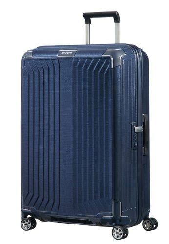 Samsonite blue Samsonite Lite-Box Spinner 75/28 Luggage D2531ACE3068A7GS_1