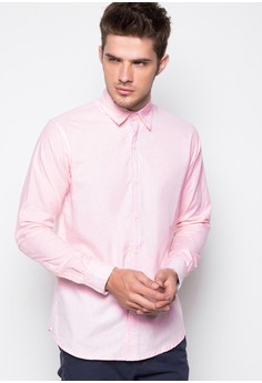Tidwell woven long sleeves shirt